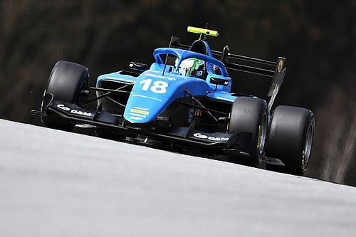 MP Motorsport met Collet aan kop in Formule 3-test