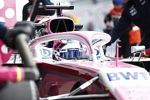 A Racing Point bővül, Perez elsőre kifejezetten elégedett