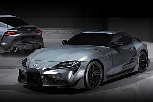 Toyota Supra, tanto carbonio per il primo tuning