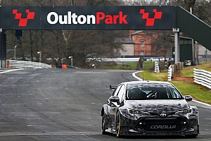New Toyota Corolla BTCC challenger breaks cover