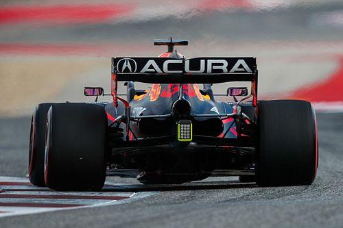 Red Bull perplexe face à l'aileron arrière fissuré de Verstappen