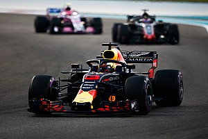 Ricciardo troublé par le regain de forme final de Red Bull