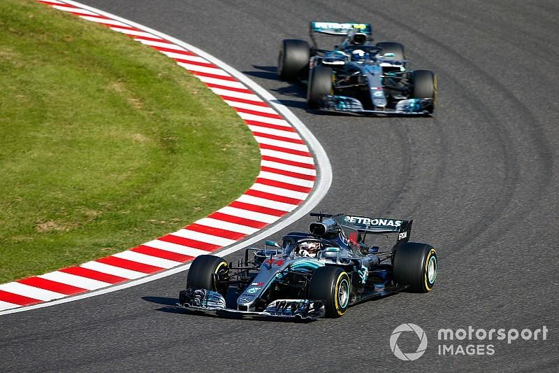 Wolff: Şampiyonluk savaşı henüz bitmedi ancak Mercedes her tür pistte iyi