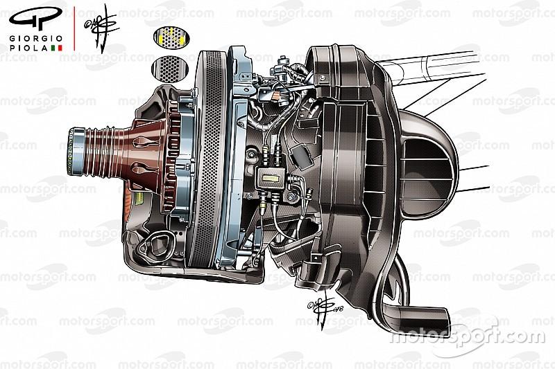Ferrari first to run ground-breaking 1400-hole brake disc