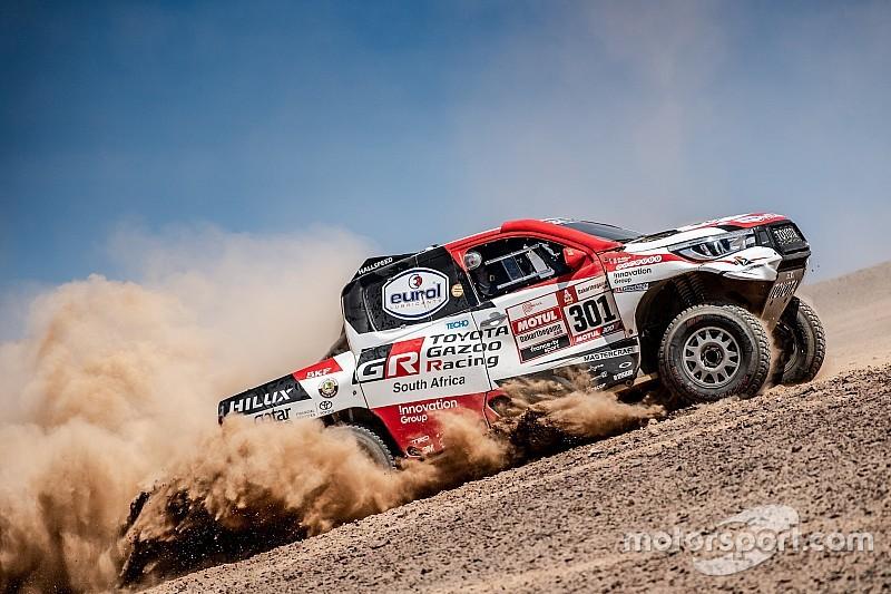 Rallye Dakar 2019: Nasser Al-Attiyah erobert für Toyota den ersten Gesamtsieg
