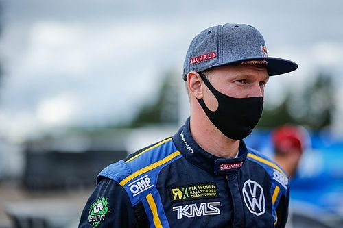 Kristoffersson w RallyX Nordic