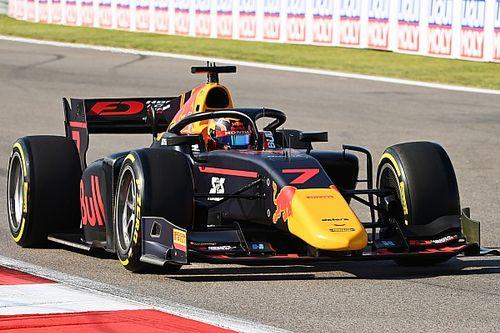 Trzecie pole position Tsunody