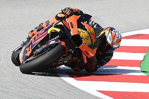 "Espargaro feels he has ""never been so inconsistent"""