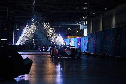 Londra E-Prix: Di Grassi'ye siyah bayrak gösterildi, Lynn zafere uzandı!