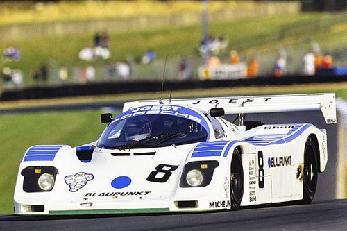 Have a go hero: A GT1 legend's Group C one-off
