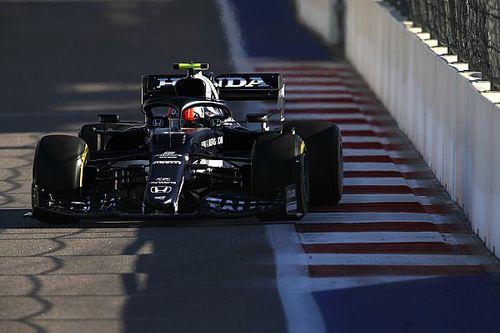 """F1: Gasly diz que quebra de asa dianteira """"foi surpreendente"""""""