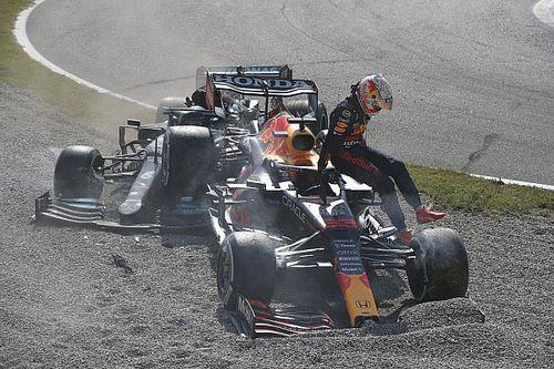 Авария Ферстаппена и Хэмилтона поссорила бывших пилотов Ф1