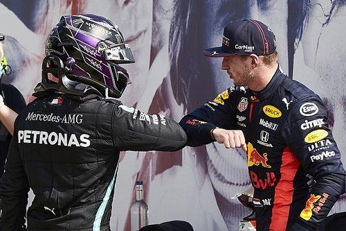 Verstappen ignore l'idée de voir Hamilton rejoindre Red Bull