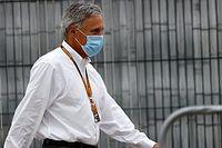 Carey analiza el impacto del coronavirus en la F1... y el futuro