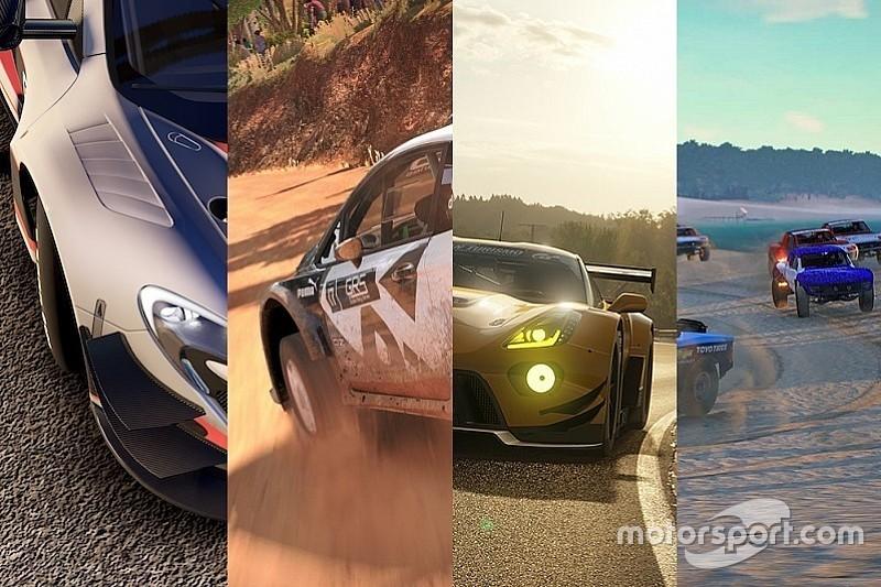 Дайджест симрейсинга: новые подробности о DiRT 4 и Project CARS 2