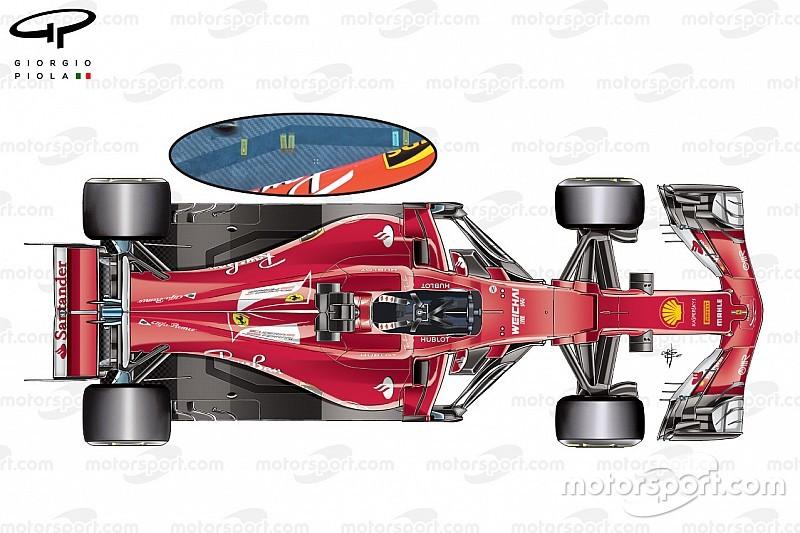 技术分析:新的设计理念能否助力法拉利SF70H成为最受瞩目的赛车?