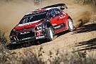 WRC Sebastien Loeb: Trotz Citroen-WRC-Test auf Schotter nichts entschieden