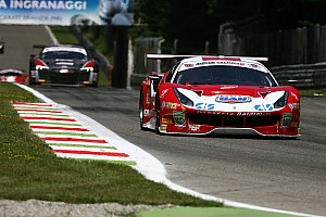GT Italiano Qualifiche Super GT3 - GT3: Eddie Cheever III regala la seconda pole alla scuderia Baldini