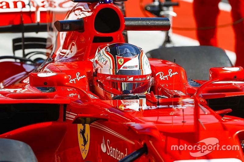 Leclerc guiou Ferrari de 2018 em sessão em julho
