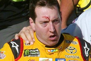 NASCAR Cup Breaking news NASCAR will not penalize Kyle Busch or Joey Logano for Vegas fight