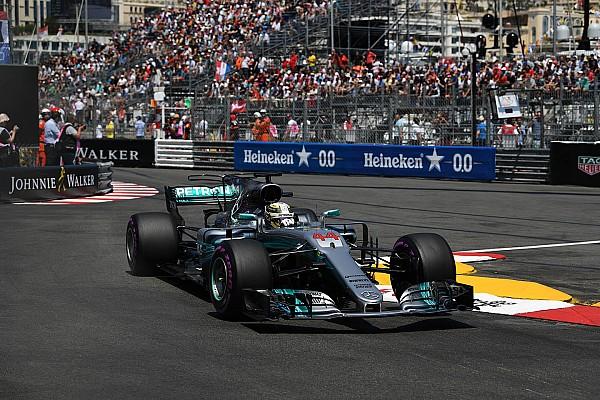 Formula 1 Son dakika Hamilton: Monaco'daki araç, Mercedes kariyerimdeki en tuhaf olanıydı