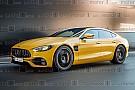 Auto Design - Nous avons imaginé la Mercedes-AMG GT berline