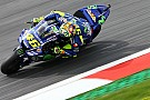 Rossi: Tyre problem to blame for