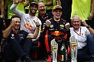Red-Bull-Teamchef: Max Verstappen nach Krise 2017 besserer F1-Fahrer