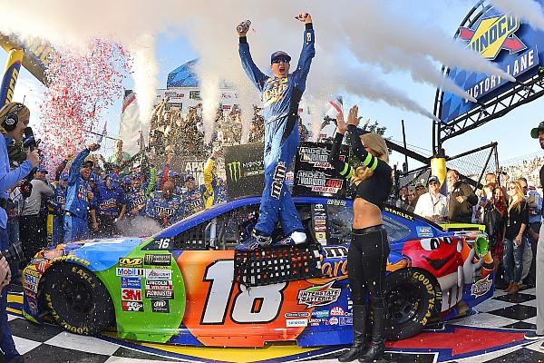 NASCAR Cup Dover: Kyle Busch siegt in letzter Sekunde, Playoff-Feld reduziert