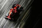 Fotogallery: la strepitosa pole Ferrari firmata da Vettel a Singapore