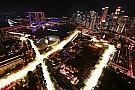 Singapour assure sa présence au calendrier F1