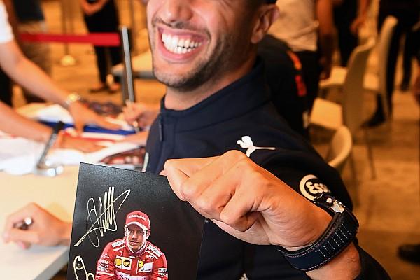 Формула 1 Избранное Гран При Сингапура: лучшее из соцсетей