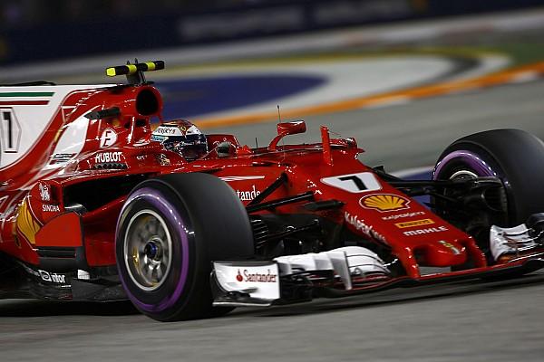 Formule 1 Actualités Räikkönen: Ferrari sera