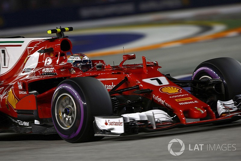 Räikkönen szerint csak a média állítja azt, hogy a Ferrari nehéz versenyek előtt áll
