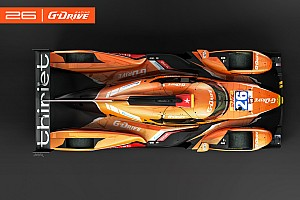 WEC Interview Rusinov explains why G-Drive split with Jota for 2017