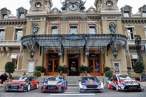 Les WRC actuelles modifiées seront éligibles en 2022