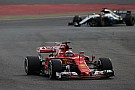 Hamilton: Tim unggulan F1 2017 bukan Mercedes, tapi Ferrari