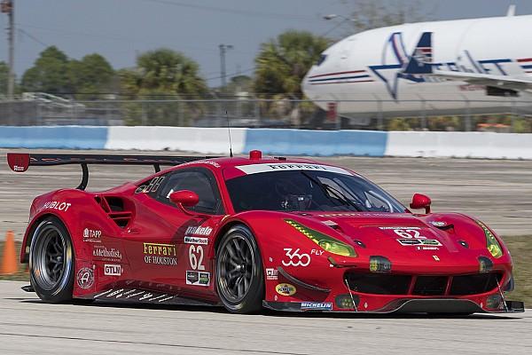 Монтойя протестировал Ferrari GT