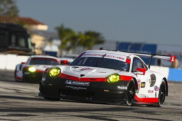 IMSA 12h Sebring: Porsche mit Pech in der Schlussphase