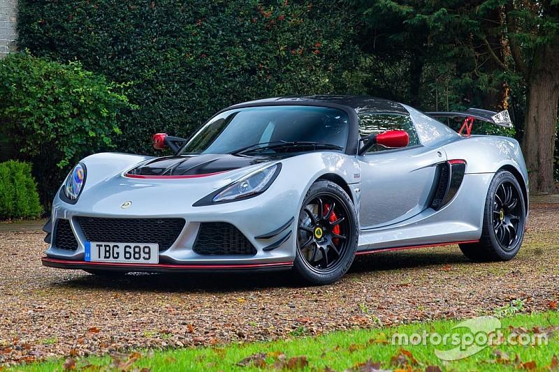 Lotus Exige Sport 380, encore plus méchante!