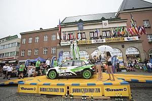 ERC Репортаж з гонки ERC у Чехії: сьома домашня перемога Копецкі