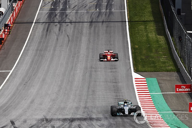 FIA разъяснила ситуацию со стартом Боттаса