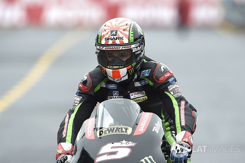 Zarco dismisses Lorenzo's 'PlayStation' riding claims