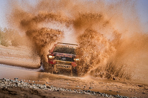 Cross-Country Rally Race report Al-Attiyah beats Loeb to win Rally Morocco
