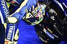 Terjatuh saat FP4, Rossi beruntung tak cedera parah