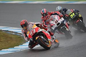 """MotoGP Últimas notícias Márquez: """"Se a corrida fosse amanhã, Lorenzo seria favorito"""""""