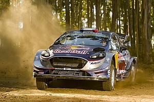 WRC Tappa Rally di Portogallo: Ogier chiude in testa la Tappa 2 davanti a Neuville