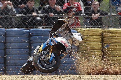 So erlebte Jack Miller seinen heftigen MotoGP-Crash in Le Mans