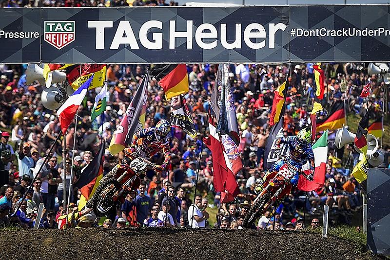 Así fue la octava prueba del MXGP 2017 en Alemania