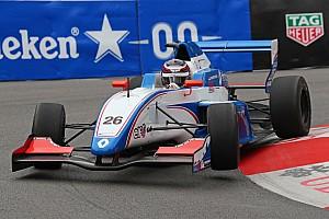 Formula Renault Preview Tantangan berikutnya untuk Presley: Jalan raya Monte-Carlo